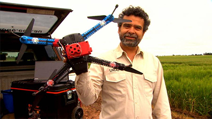 ramesh-with-uav